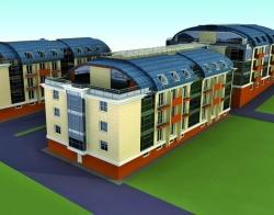 В Москве начнут строительство доходных домов бизнес-класса