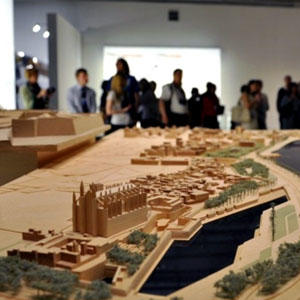 Путь перестройки города: земля всему начало