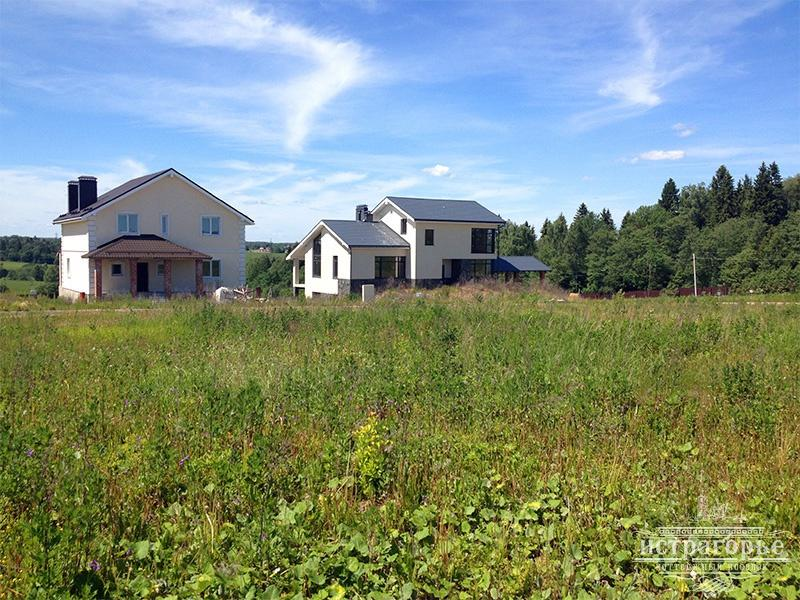 Коттеджный посёлок  «Истрагорье» по адресу Московская обл, Истринский р-н, Карцево д в 47.4км от МКАД предложения по цене от 1 187 500 руб.