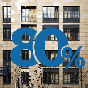 Ключи от 80% квартир переданы покупателям ЖК «Level Кутузовский»