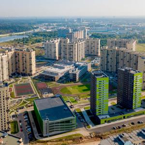 ГК «Инград» начинает продажу коммерческих помещений в трех корпусах ЖК «Новое Медведково»