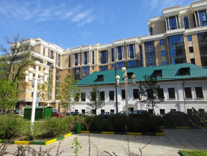ЖК «Элитный дом на  Б.Афанасьевский»