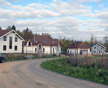 Коттеджный посёлок  «Цернское» по адресу Московская обл, Пушкинский р-н, Цернское кп в 28км от МКАД предложения по цене от 973 000 руб.