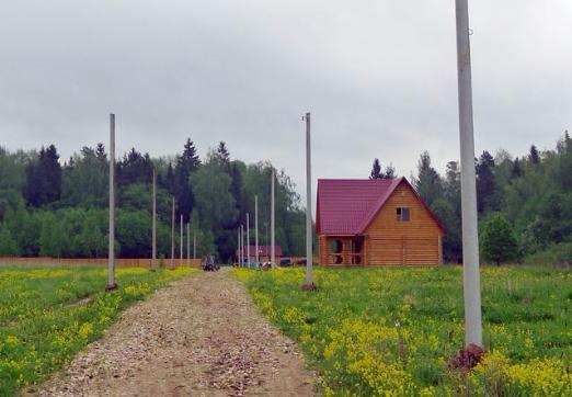 Коттеджный посёлок  «Ближний Берег» по адресу Московская обл, Волоколамский р-н, Ближний Берег кп в 96.7км от МКАД предложения по цене от 600 300 руб.