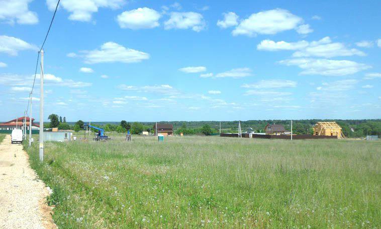 Коттеджный посёлок  «Высоковские дачи» по адресу Московская обл, Клинский р-н, Косово д в 72.7км от МКАД предложения по цене от 163 890 руб.