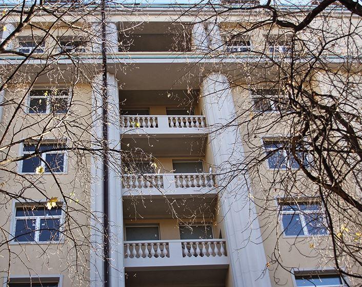 Апарт-комплекс «Дом на Красина»