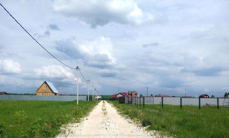 Коттеджный посёлок  «Луговой» по адресу Московская обл, Павлово-Посадский р-н, Бывалино д в 57.9км от МКАД предложения по цене от 325 000 руб.