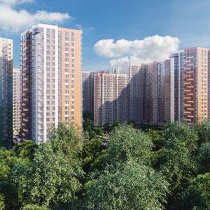 В ЖК «МИР Митино» начались продажи квартир с отделкой