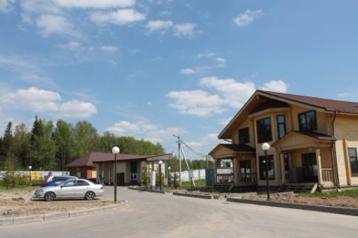 Коттеджный посёлок  «Тишково Парк» по адресу Московская обл, Пушкинский р-н, Тишково с в 21.9км от МКАД предложения по цене от 6 500 000 руб.