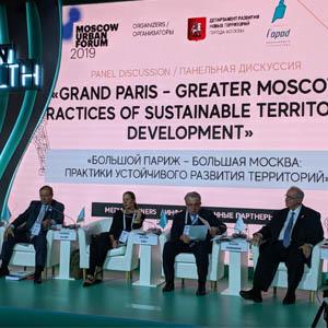 Концерн «КРОСТ» проинвестирует в создание образовательно-рекреационного кластера в Новой Москве более 10 млрд рублей