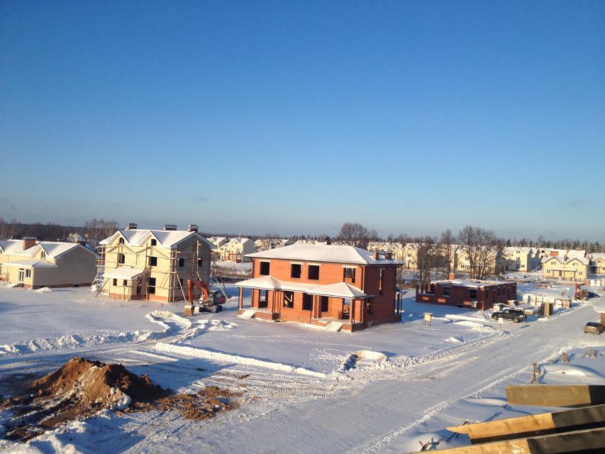 Коттеджный посёлок  «Европейская долина 2» по адресу Московская обл, Троицкий р-н, Шаганино д в 20.3км от МКАД предложения по цене от 4 300 000 руб.