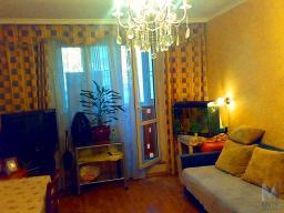 Сдам посуточно однокомнатную квартиру 42 м2 город Москва, улица Костромская, 6, корп.2