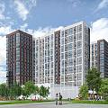 ГК «Инград» выводит в реализацию новый объем квартир в ЖК «Лесопарковый»
