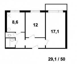 Типовые серии жилых домов - каталог, типовые планировки, фото