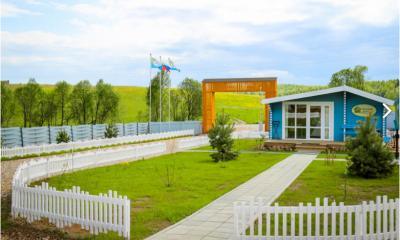 Фото коттеджного посёлока Речная долина